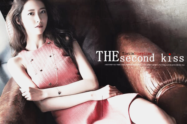 cover drabble The socond kiss 02