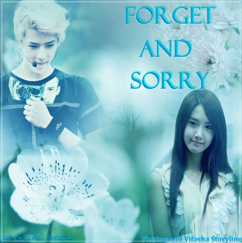 cover forget and sorry yoonhun copy