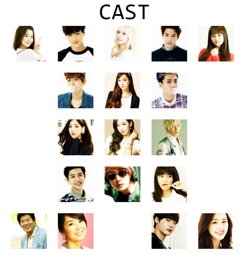 cast100