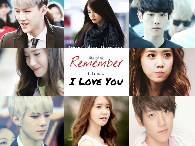 Poster for Remember that i love you chap1