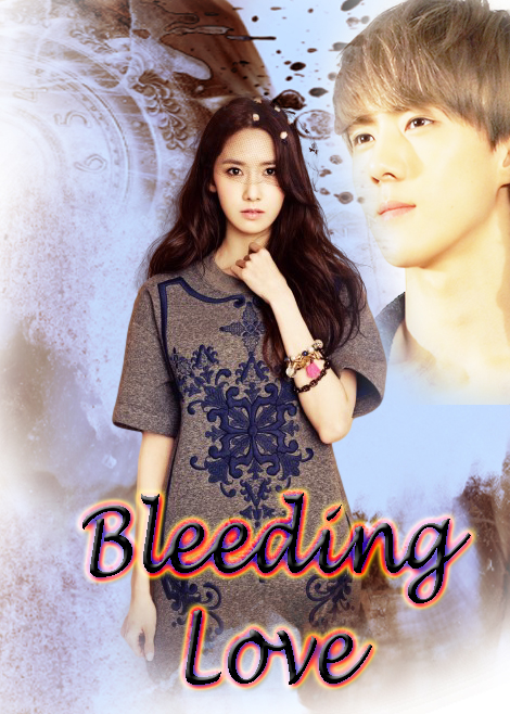 BLEEDING LOVE POSTER