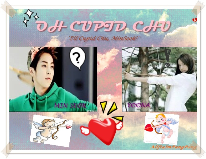 Poster Oh Cupid Chu