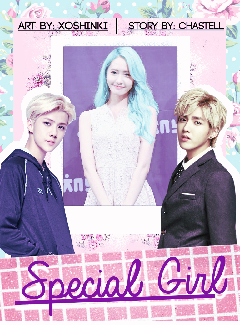 Special Girl - Poster