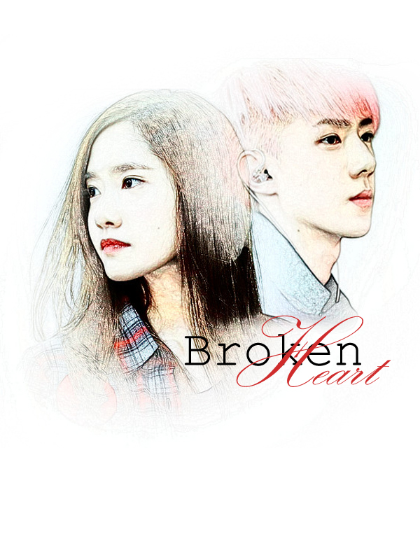 Broken Heart Cover #3